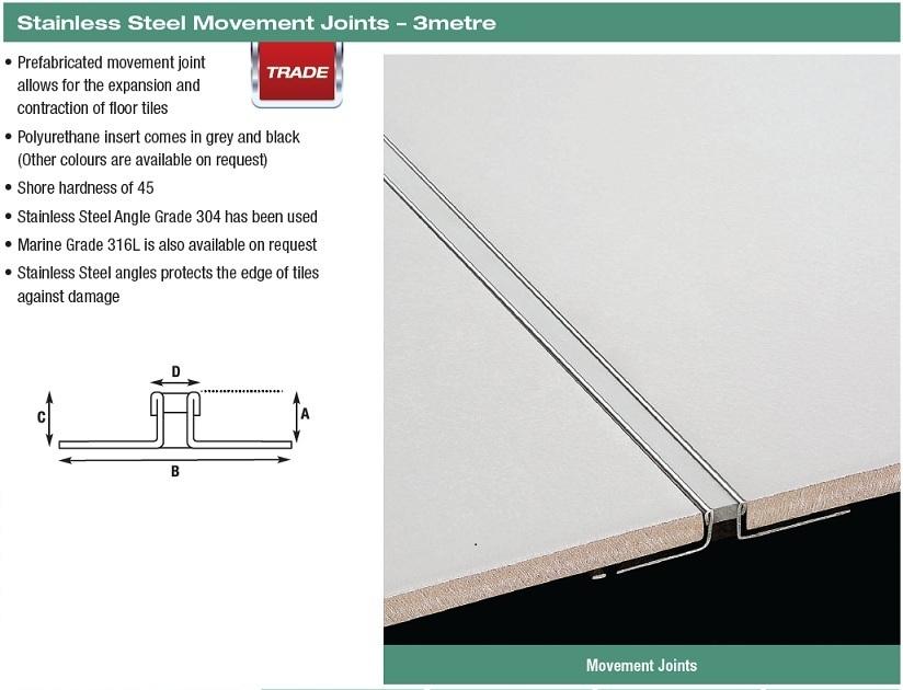 Dta Australia Expansion 12x6 3metre Grey Stainless Steel