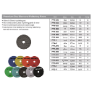 PPD4-0100 - DRY POLISHING PAD 4
