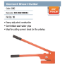 CSC - CEMENT & FIBRO SHEET CUTTER