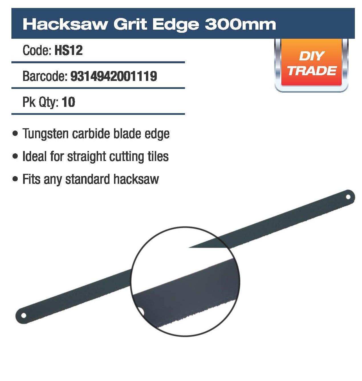 Dta Australia Hacksaw Blade 12