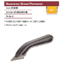 DTAGRE - GROUT REMOVER - ECONOMY