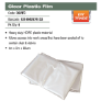 DSPFC - DUST SHIELD CLEAR PLASTIC FILM