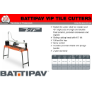 VIP1100 - BATTIPAV ELECTRIC 1100MM